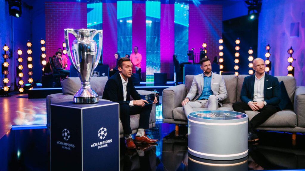 FIFA E-WORLD CUP 2019: NCOMPASS