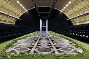 Pasarela Catwalk presentacion lanzamiento campaign moda bridal Fira Barcelona Evento Festival presentacion Design Produccion KOA