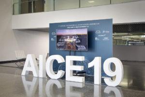 Design produccion evento congreso convencion meeting exposicion Barcelona AICE Zona Franca KOA Fira Barcelona