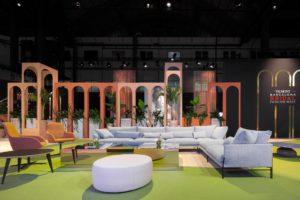 BBFW Barcelona Bridal Festival Week Diseño Produccion Experiencial Hospitality Moda Set Design KOA