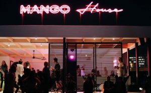 Mango House Hospitality Festival Stand Experiencial Design Produccion Primavera Sound Festival Barcelona KOA