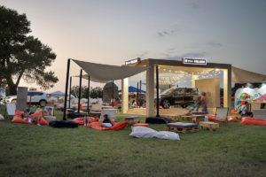 Activacion marca Seat Tarraco Verano Festival Evento Musica