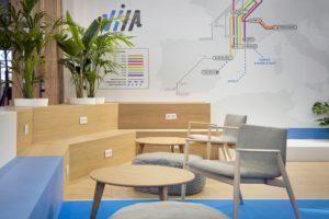 Stand VIIA SIL Barcelona KOA Diseño Producción Feria Evento Interaccion